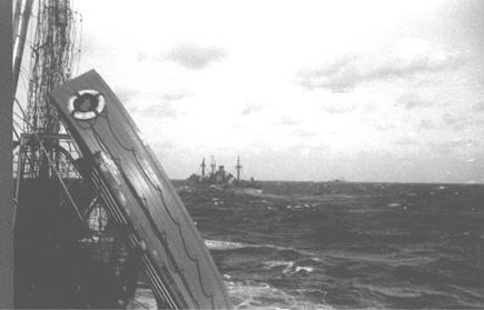 SS Sapperton Park - Quick-Release Raft