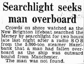 news clipping searchlight