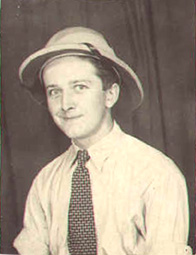 Dennis in his Pith Helmet