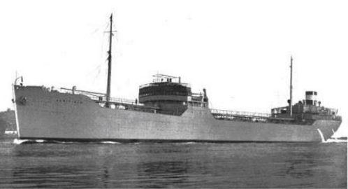 MV Pontfield Royal Fleet Auxiliary site